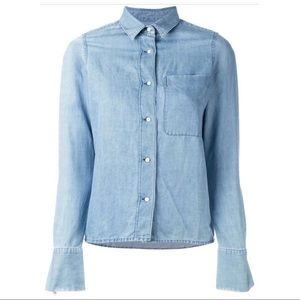 J BRAND Denim shirt🚨READ DESCRIPTION🚨